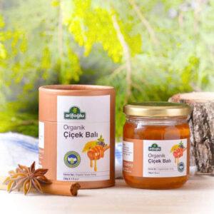 Arifoğlu Organic Flower Honey