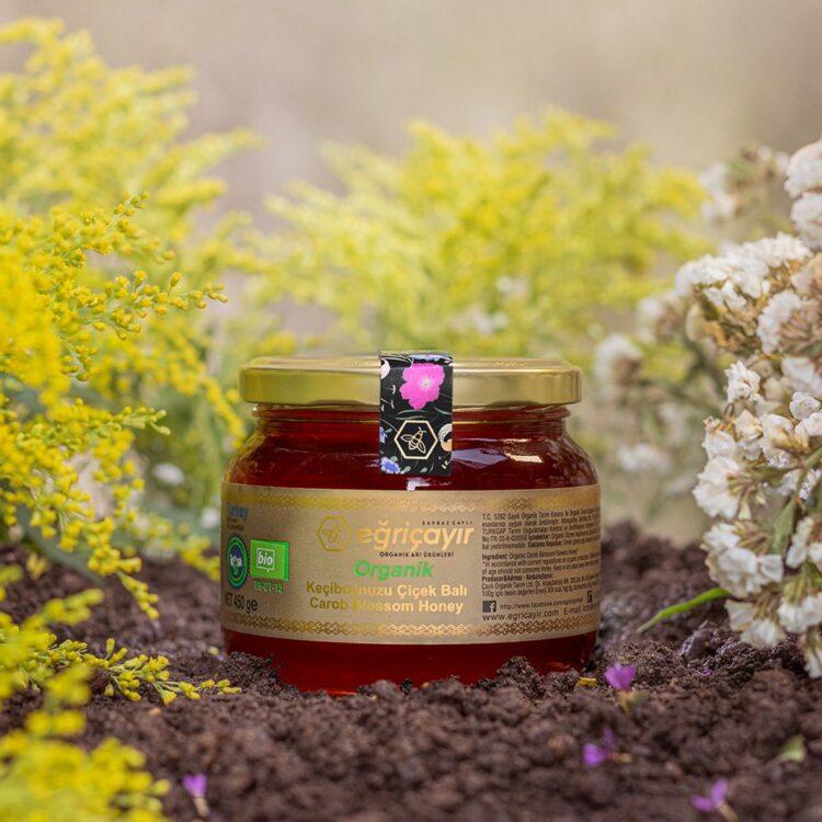 Turkish Natural Organic Carob Honey - Eğricayır