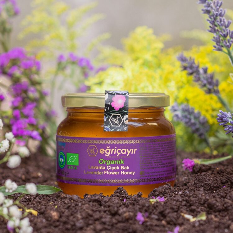Turkish Natural Organic Lavender Honey - Eğricayır