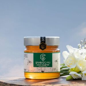 Turkish Natural Organic Lemon Flower Honey - Eğricayır