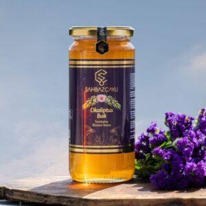 Turkish Natural Organic Eucalyptus Honey - Eğricayır