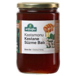 Turkish Honey - Kastamonu Chestnut Honey (Strained)