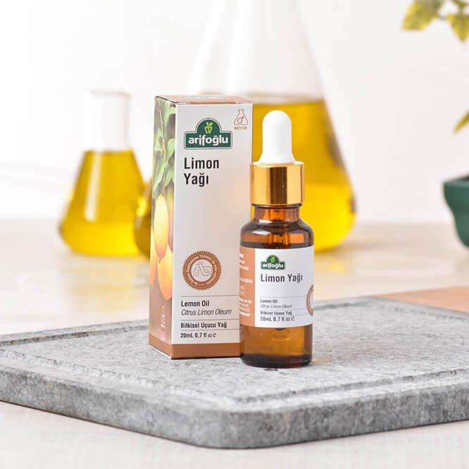 Turkish Lemon Natural Essential Oil