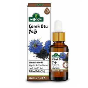 Turkish Black Cumin Oil (100% Pure and Cold Press)