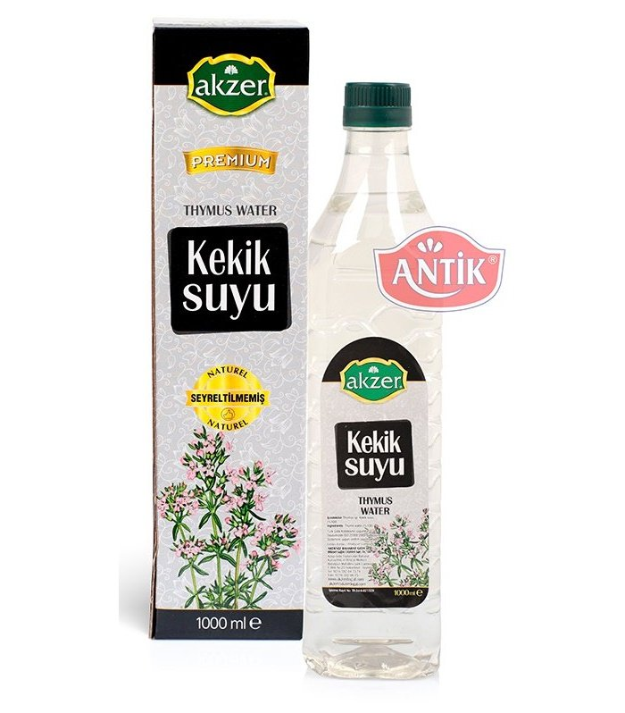 Turkish Organic Thymus Water (Oregano Water)