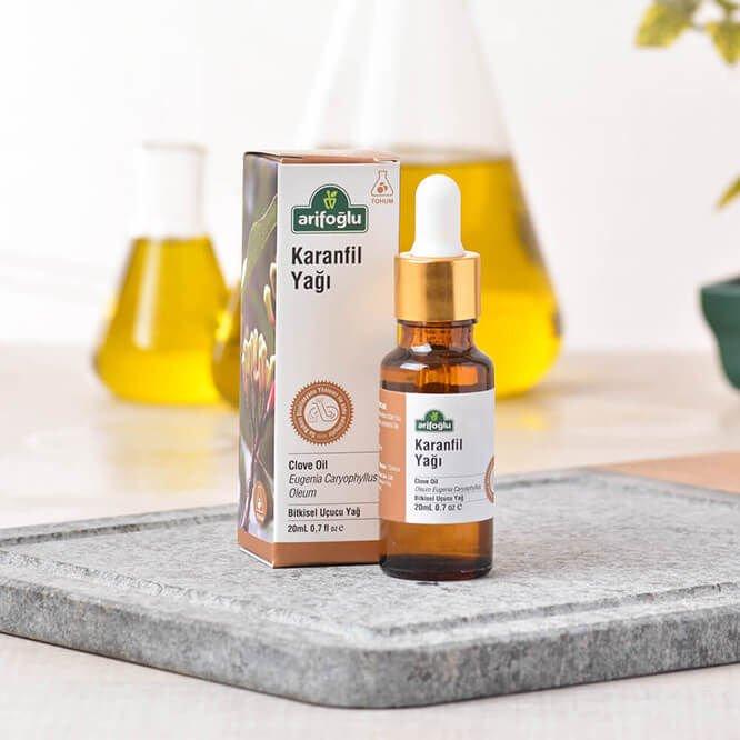 Turkish Clove Natural Essential Oil