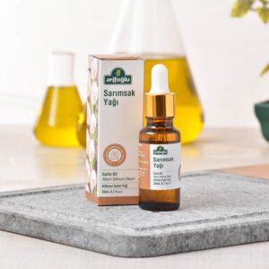 Turkish Garlic Natural Essential Oil