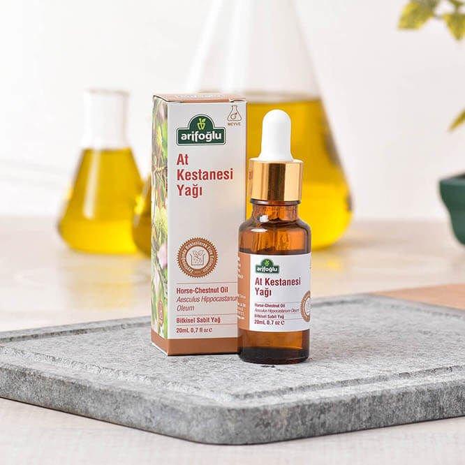 Turkish Horse-Chestnut Natural Essential Oil