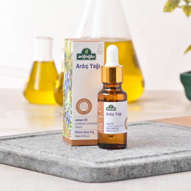 Turkish Juniper Natural Essential Oil