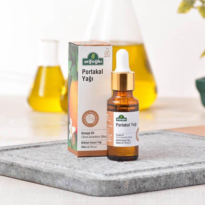 Turkish Orange Natural Essential Oil
