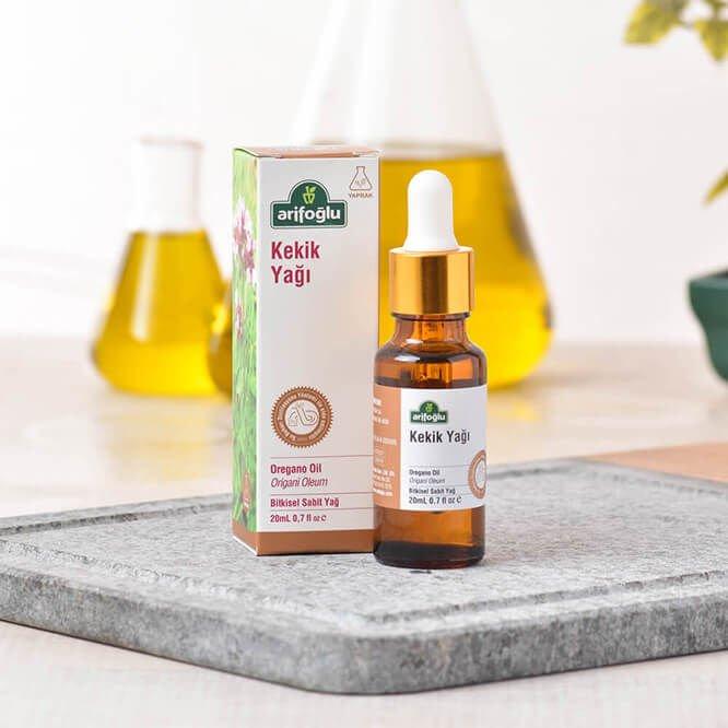 Turkish Oregano Natural Essential Oil