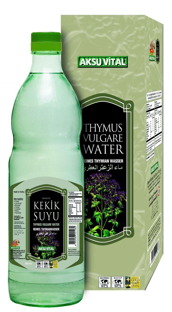 Turkish Organic Thyme Water (Oregano Water)