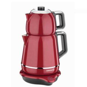 Turkish Electric Tea Maker (Demiks Red)