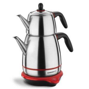 Turkish Electric Tea Maker (Gusto Inox)