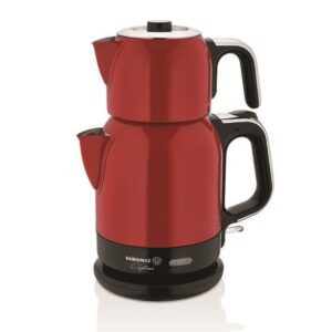 Turkish Electric Tea Maker (Tea Theme Red)