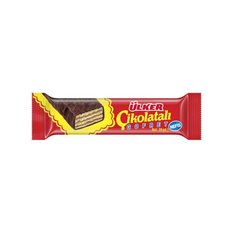 Turkish Chocolate Wafer - Ulker