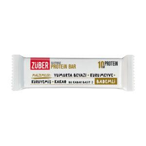 Turkish Protein Bar with Almond - Zuber