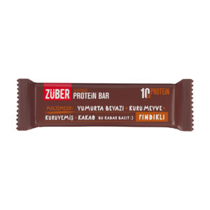 Turkish Hazelnut Protein Bar - Zuber
