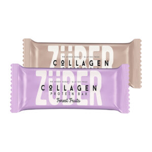 Turkish Collagen Bar Double Package (Forest Fruit, Cocoa Bean) - Zuber
