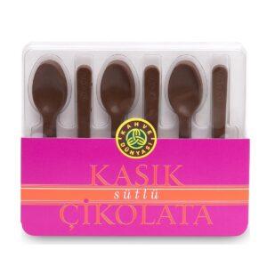 Turkish Spoon Chocolate with Milk-Kahve Dunyasi
