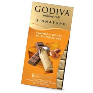 Turkish Chocolate with Honeyed & Almond Milk - Godiva