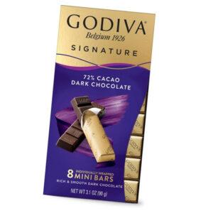 Turkish Dark Chocolate 72% Dark - Godiva