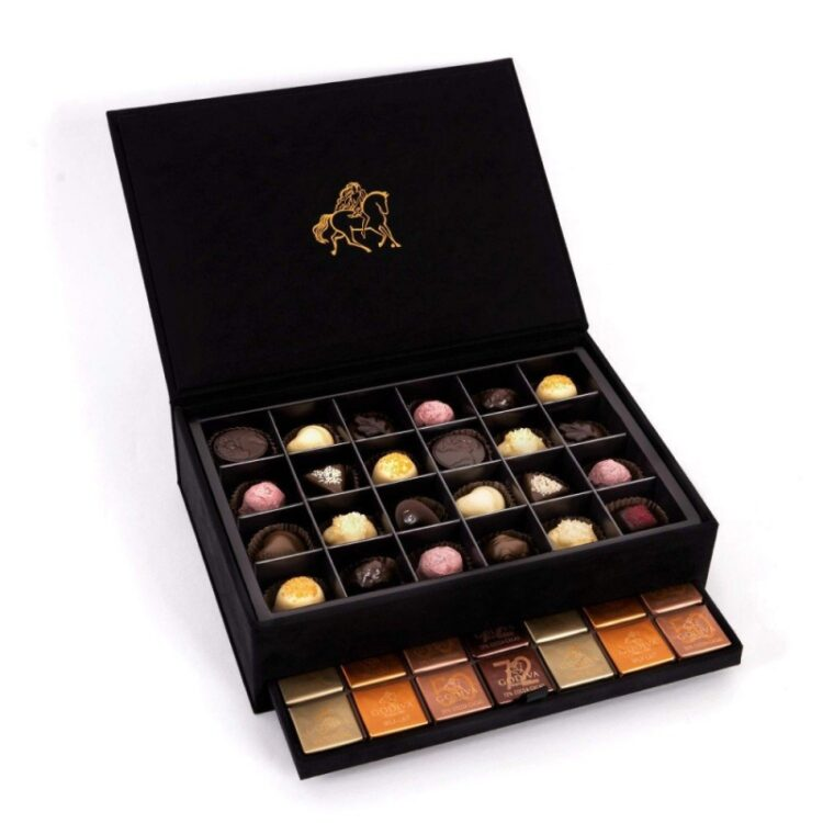 Turkish Chocolate Royal Small Box - Godiva