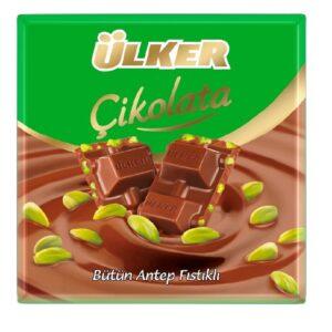 Turkish Chocolate with Antep Pistachio - ÜLKER