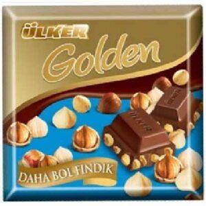 Turkish Milk Chocolate with Golden Hazelnut - ÜLKER
