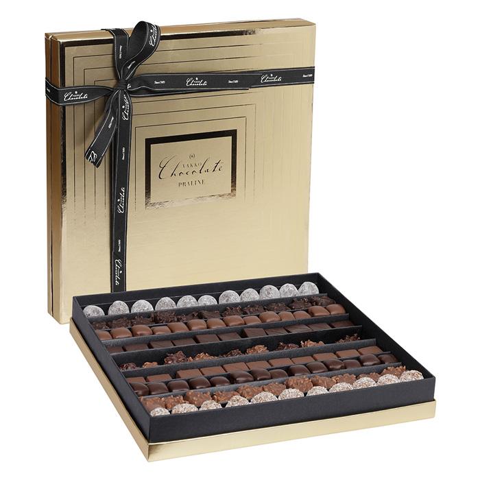 Turkish Praline Assorted Chocolate Box - Vakko