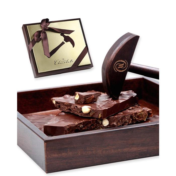Turkish Hammer Milk and Dark Chocolate Box - Vakko