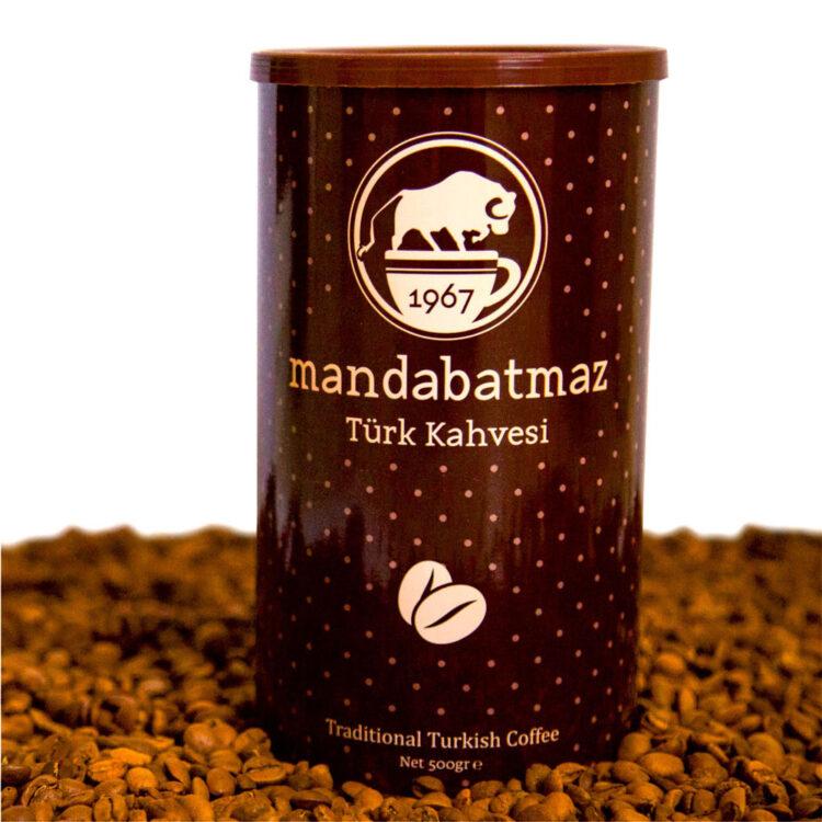 Mandabatmaz Traditional Turkish Coffee