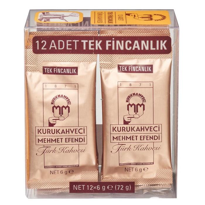 Mehmet Efendi Turkish Coffee 108g (3.81oz)