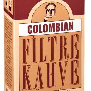 KuruKahveci Mehmet Efendi Roasted&Ground Colombian Filter Coffee
