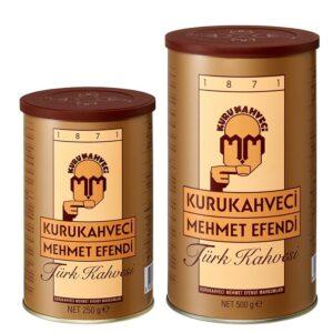 KuruKahveci Mehmet Efendi Turkish Coffee