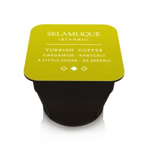 Selamlique Cardamon Turkish Coffee Capsules