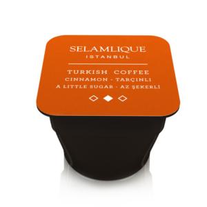 Selamlique Cinnamon Turkish Coffee Capsules