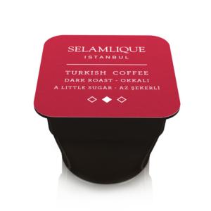 Selamlique Dark Roast Turkish Coffee Capsules