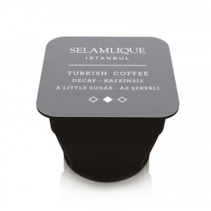 Selamlique Decaf Turkish Coffee Capsules