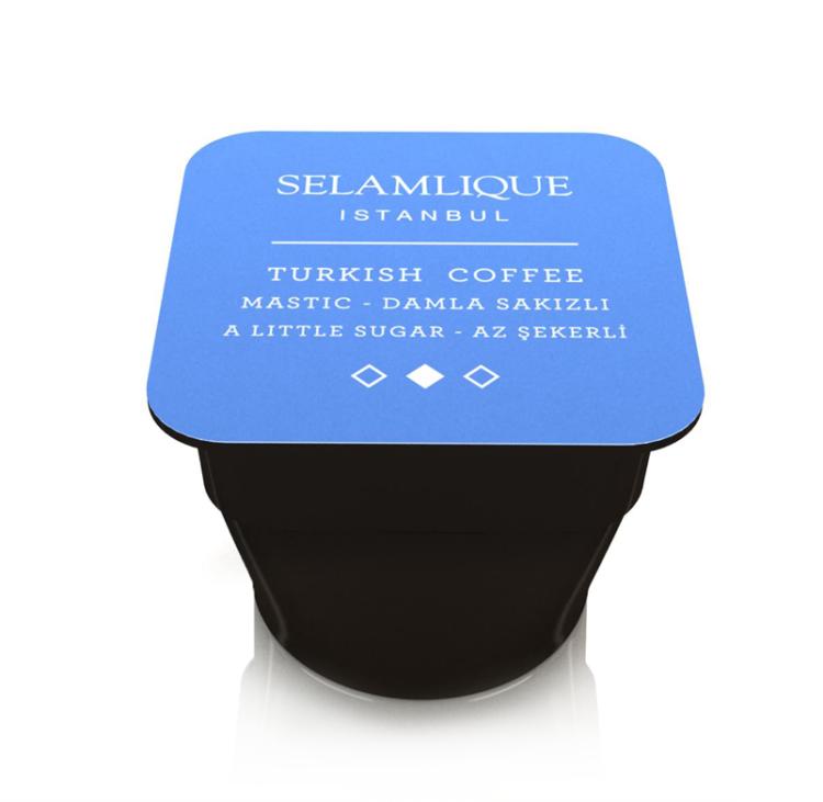 Selamlique Mastic Turkish Coffee Capsules