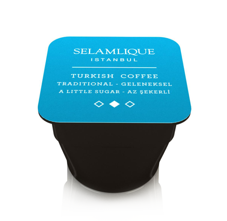 Selamlique Traditional Turkish Coffee Capsules