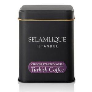 Selamlique Chocolate Traditional Turkish Coffee