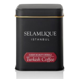 Selamlique Dark Roasted Traditional Turkish Coffee