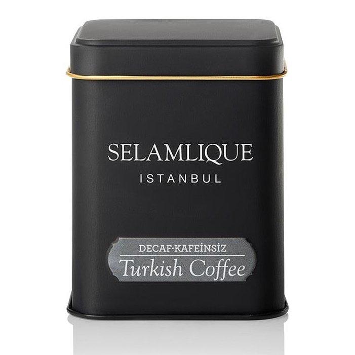 Selamlique Decaf Traditional Turkish Coffee