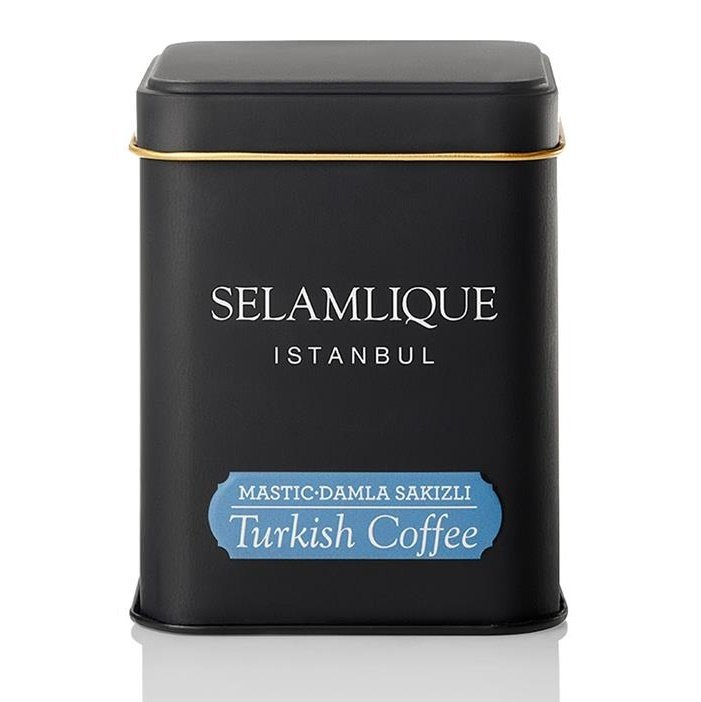 Selamlique Mastic Traditional Turkish Coffee