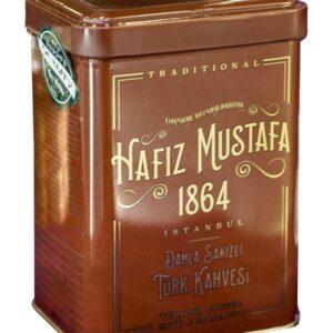 Hafız Mustafa Turkish Coffee with Mastic Gum