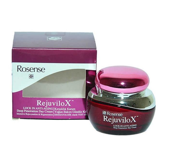 Rosense Anti-Aging Day Cream-Rejuvilox