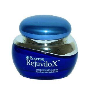 Rosense Anti-Aging Night Cream-Rejuvilox