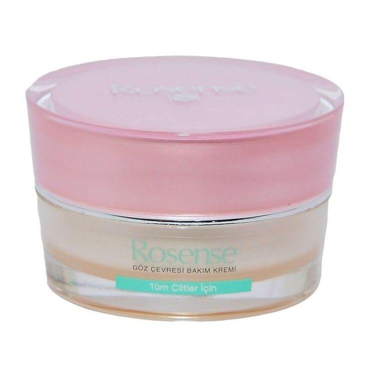 Rosense Natural Eye Care Cream (%100 Natural)
