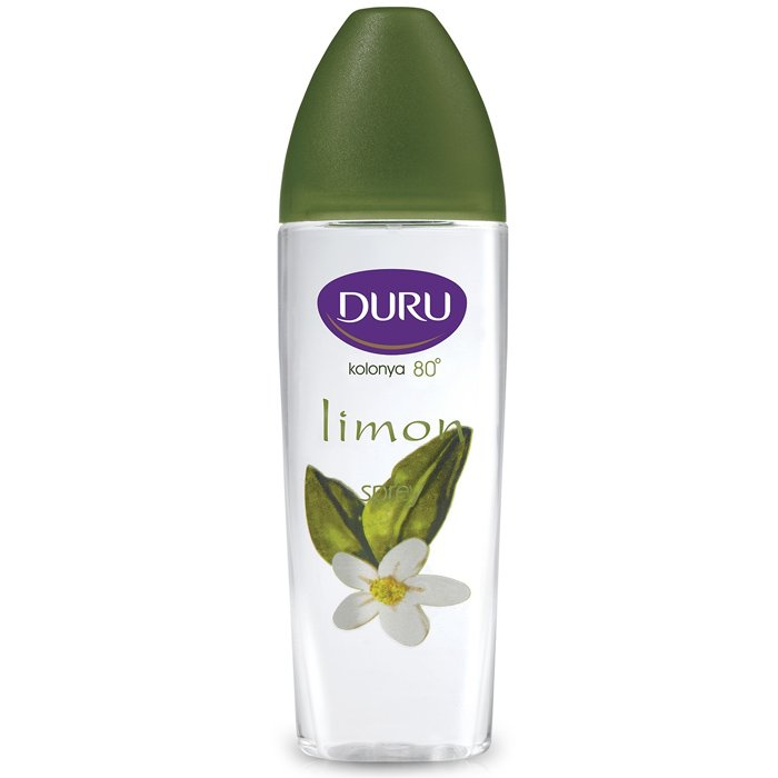 Duru Turkish Classic Lemon Cologne - Spray